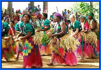 North Tanna ceremony