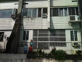 Tod and JungAe's condo
